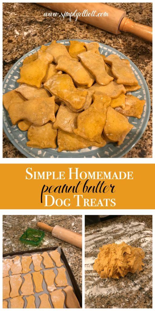 Dog Treats Pumpkin Peanut Butter Recipe